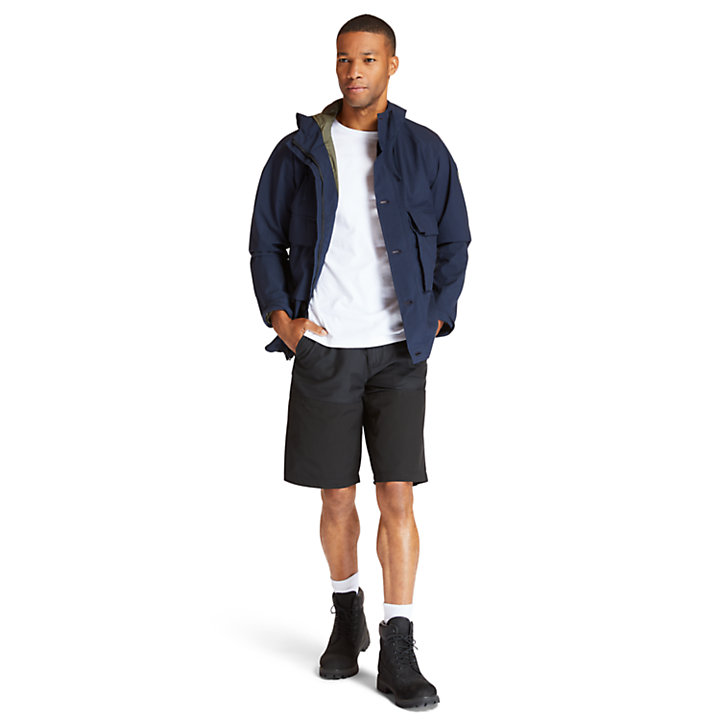 Ecoriginal Recycled Jacket for Men in Navy-
