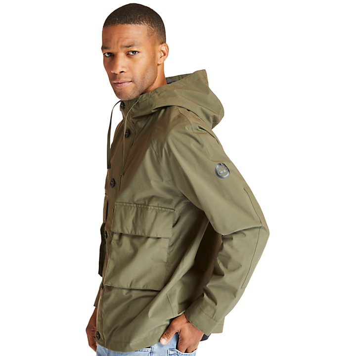 Ecoriginal Recycled Jacket for Men in Green-