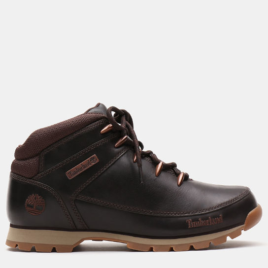 Euro Sprint Hiker for Men in Dark Brown | Timberland