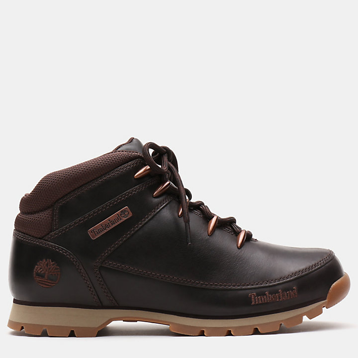 Euro Sprint Hiker for Men in Dark Brown-