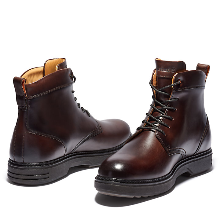 RR 4610 Lace-up Boot for Men in Brown-
