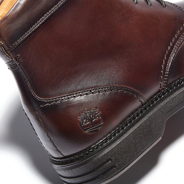 Bottine à lacets RR 4610 pour homme en marron-