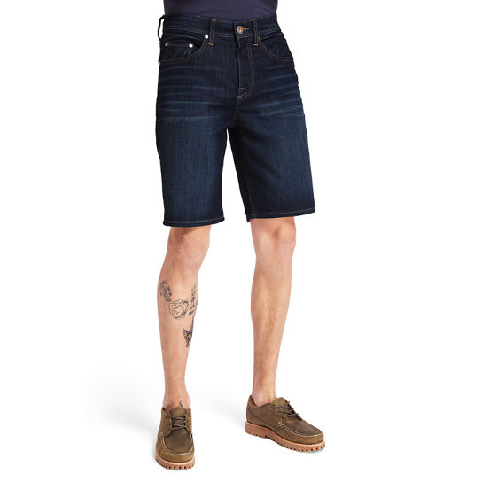 Shorts da Uomo in Denim Canobie Lake in indaco | Timberland
