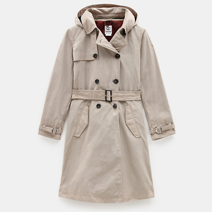 Mount Mitten 2-in-1-Trenchcoat für Damen in Taupe-