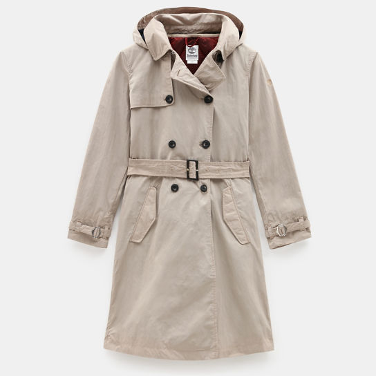 Mount Mitten 2-in-1-Trenchcoat für Damen in Taupe | Timberland