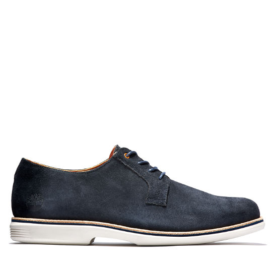 Chaussure Oxford City Groove pour homme en bleu marine | Timberland