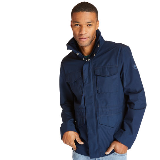 Mt Ludlow M65 Jacket for Men in Navy | Timberland