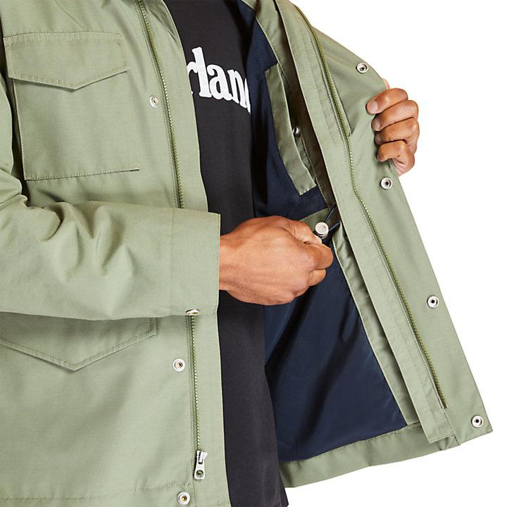 Mt Ludlow M65 Jacket for Men in Green-