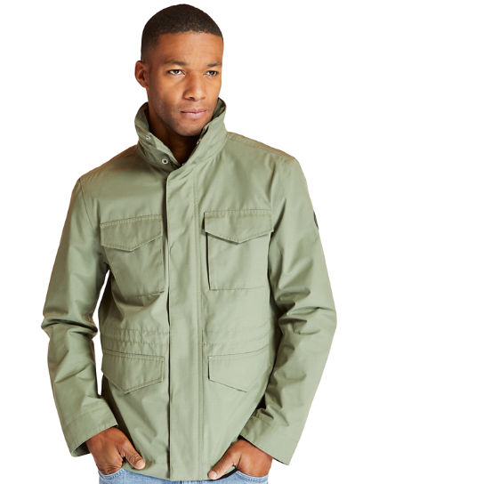 Mt Ludlow M65 Jacket for Men in Green | Timberland