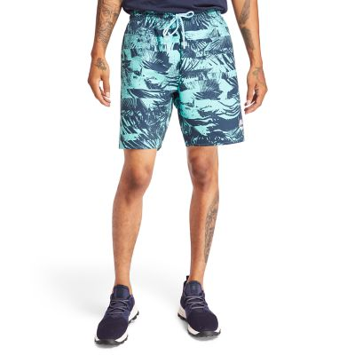 Sunapee+Lake+Forest+Swim+Shorts+for+Men+in+Green