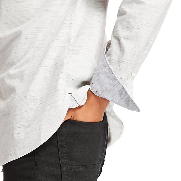 Camisa Tioga River para Hombre en gris-