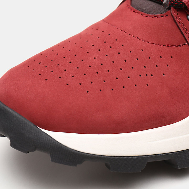 Brooklyn Oxford for Men in Red-