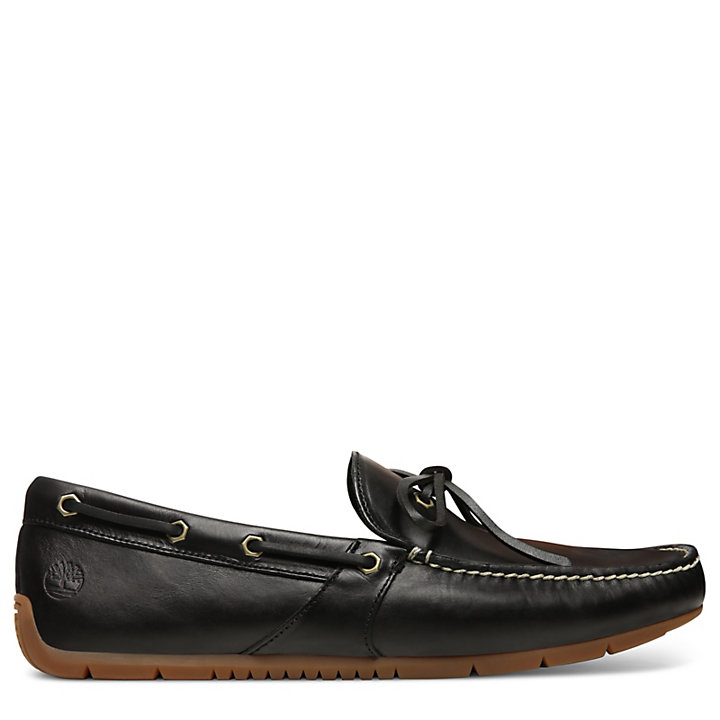 LeMans Gent Mocassin for Men in Black-