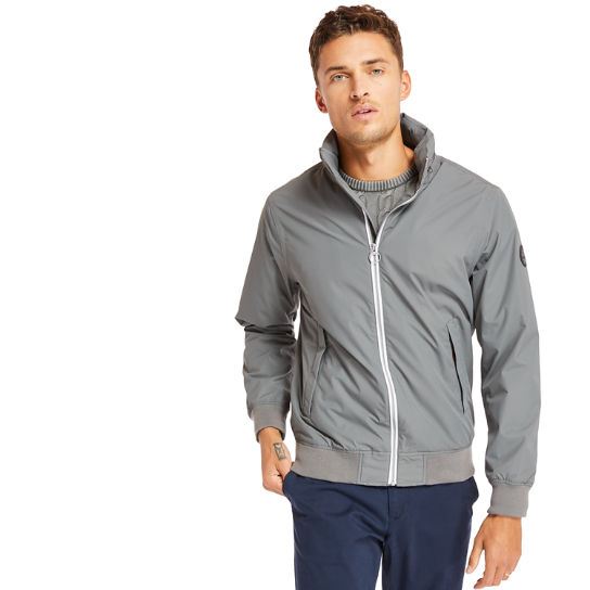 Kearsage Sailor Bomber Jacket for Men in Grey | Timberland