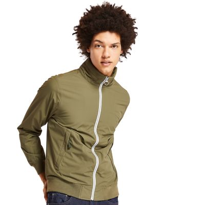 Kearsage+Sailor+Bomber+Jacket+for+Men+in+Green
