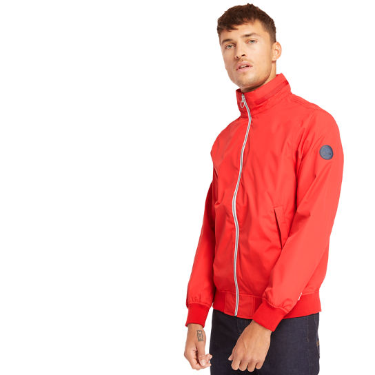 Kearsage Sailor Bomber Jacket for Men in Red | Timberland