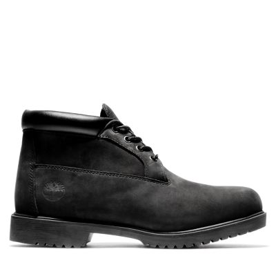 1973+Newman+Premium+Chukka+for+Men+in+Black