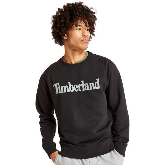 Sweat Oyster River pour homme en noir | Timberland