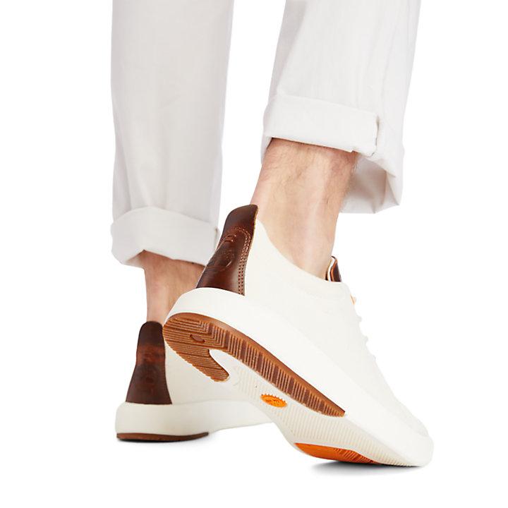 Basket en toile TrueCloud™ EK+ pour homme en blanc-