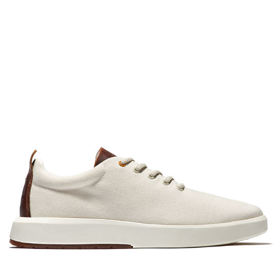 TrueCloud™ EK+ Canvas Sneaker for Men in White | Timberland
