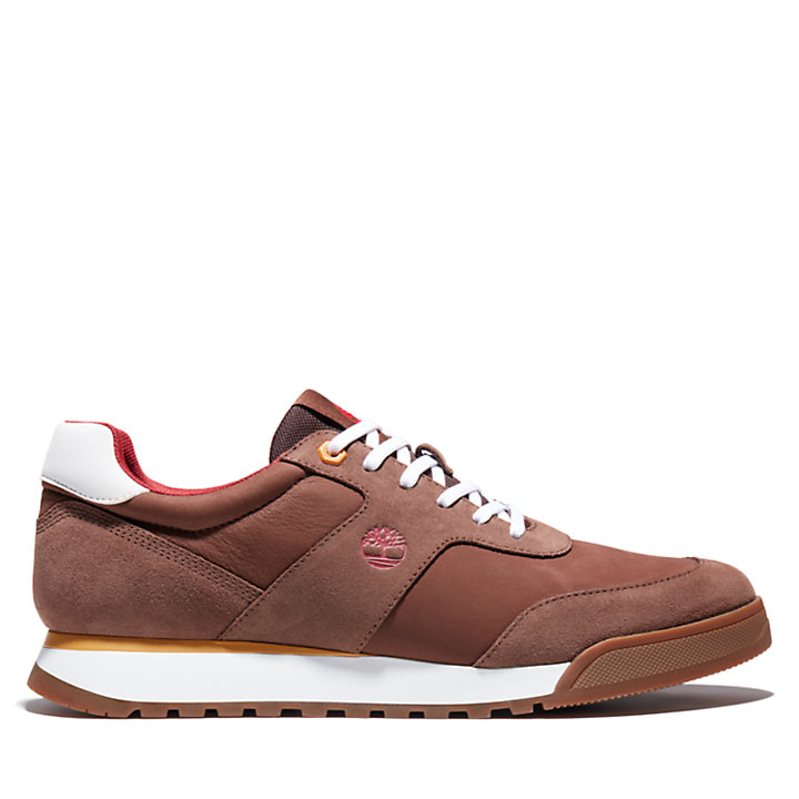 Miami Coast Sneaker for Men in Brown-