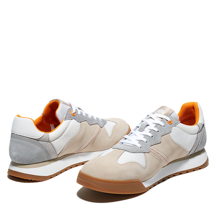 Miami Coast Herrensneaker in Beige-