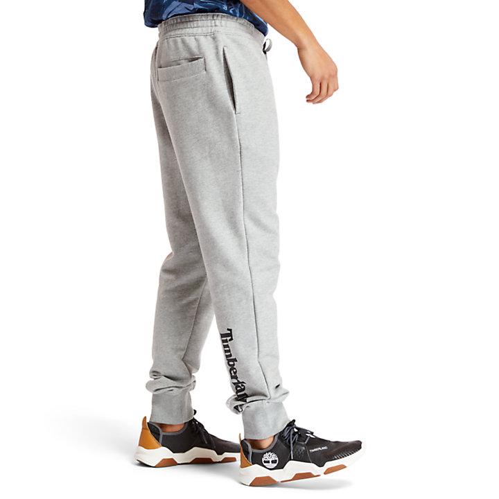 Pantalon survêtement Established 1973 homme en gris-