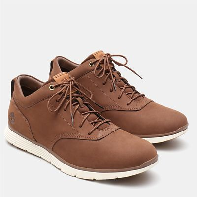 Killington+Half+Cab+Chukka+for+Men+in+Dark+Brown