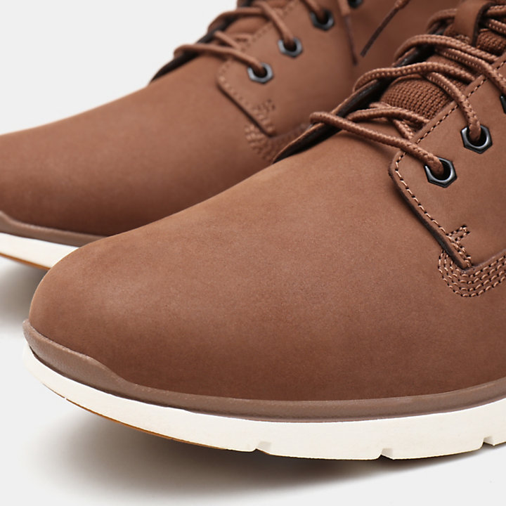 Chukka da Uomo Killington in marrone-