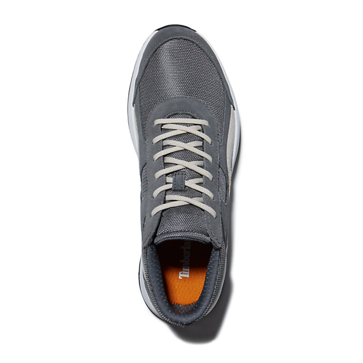 Sneaker Chukka da Uomo Boroughs Project in grigio-