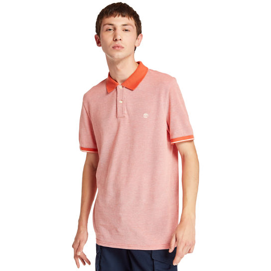 Polo Keene River pour homme en pêche | Timberland