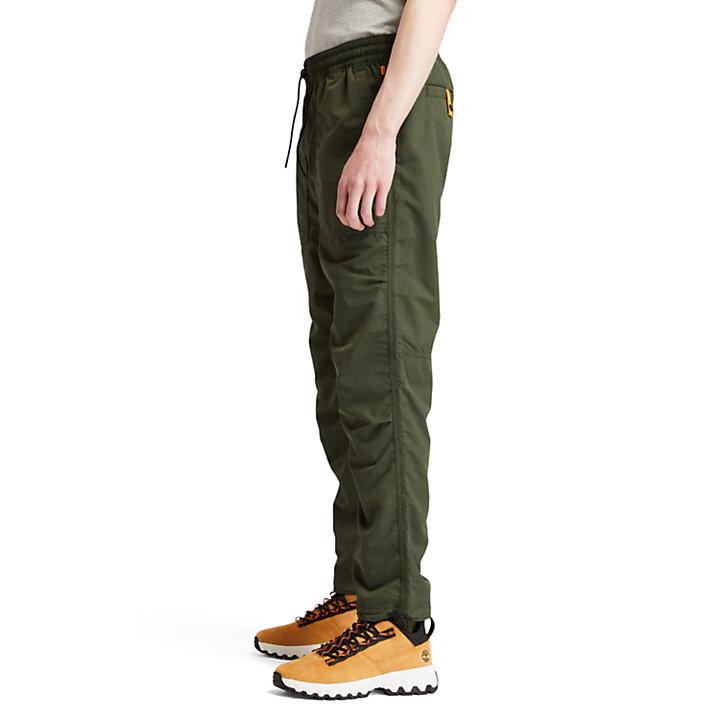 Pantalon de jogging Outdoor Archive pour homme en vert foncé-