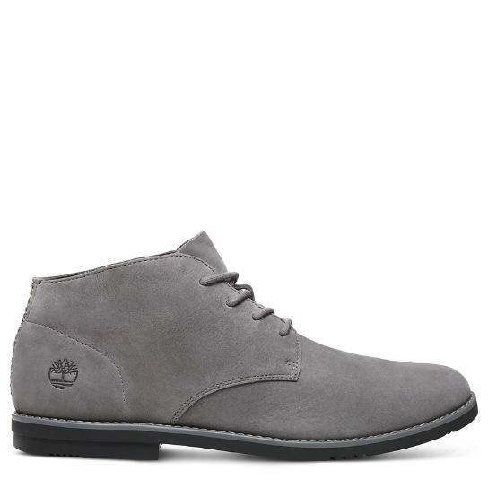 Yorkdale Chukka for Men in Grey | Timberland