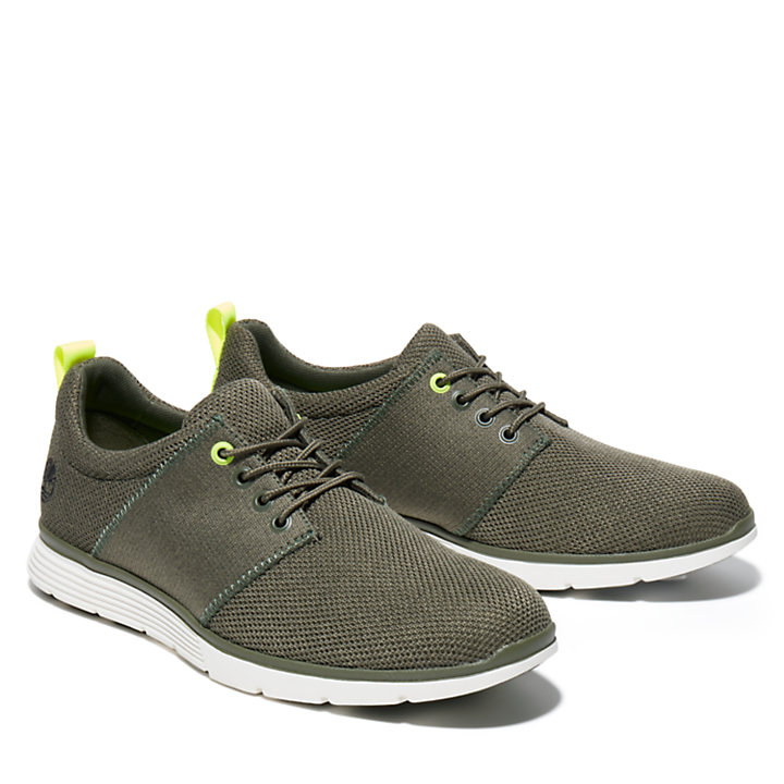 Killington Knit Oxford for Men in Dark Green-
