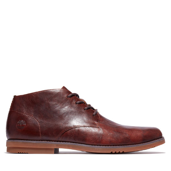 Yorkdale Chukka for Men in Brown | Timberland