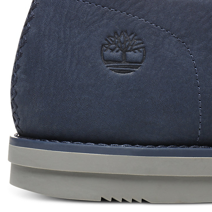 Yorkdale Oxford Shoe for Men in Navy-