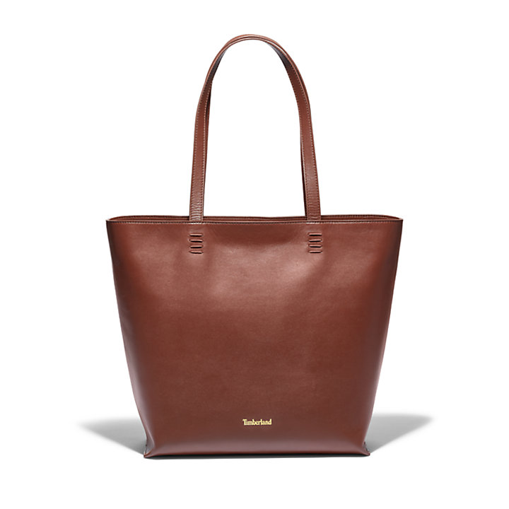 Rosecliff Tote Bag for Women in Brown-
