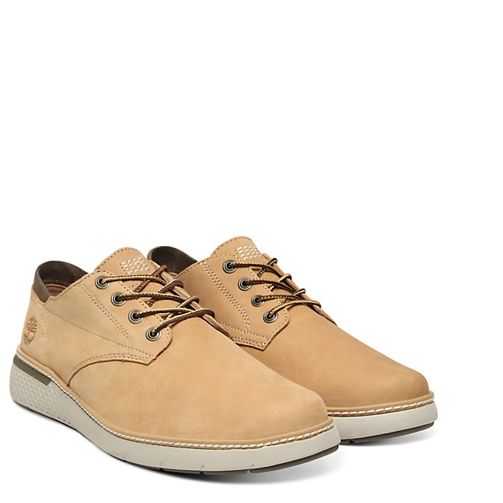 CrossMark Oxford for Men in Beige-
