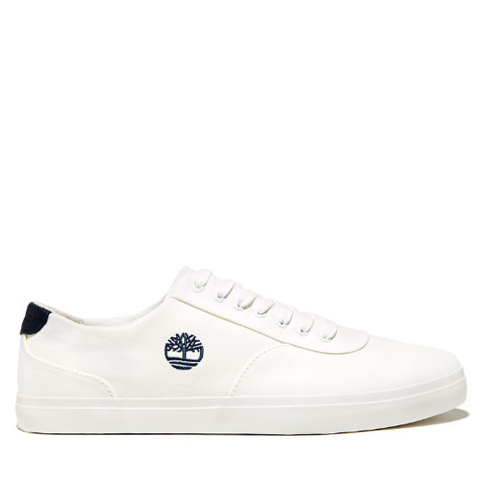 Union Wharf Slip On Trainer for Men in White | Timberland