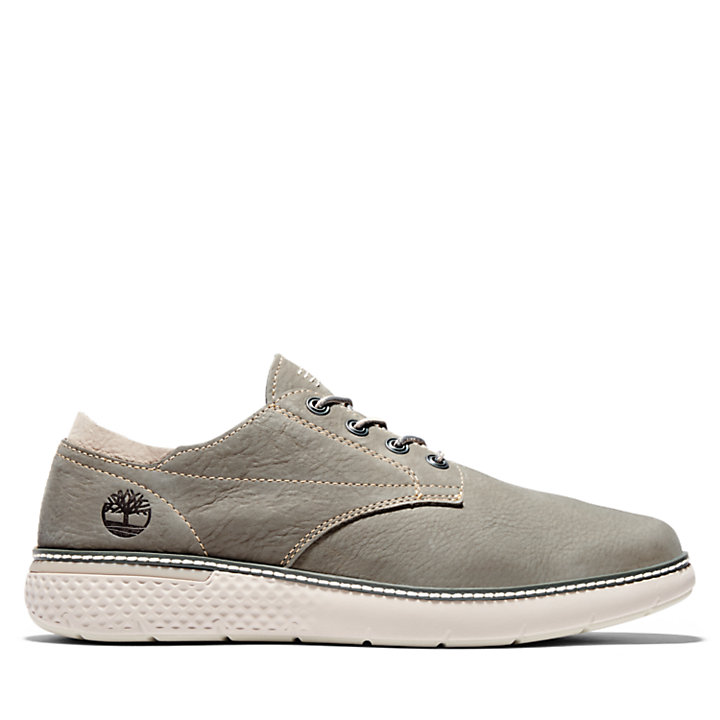 Oxford Cross Mark para Hombre en gris-