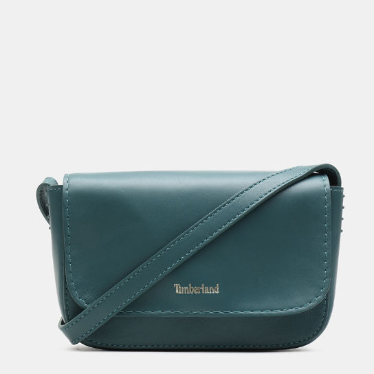 Rosecliff Shoulder Bag for Women in Teal | Timberland