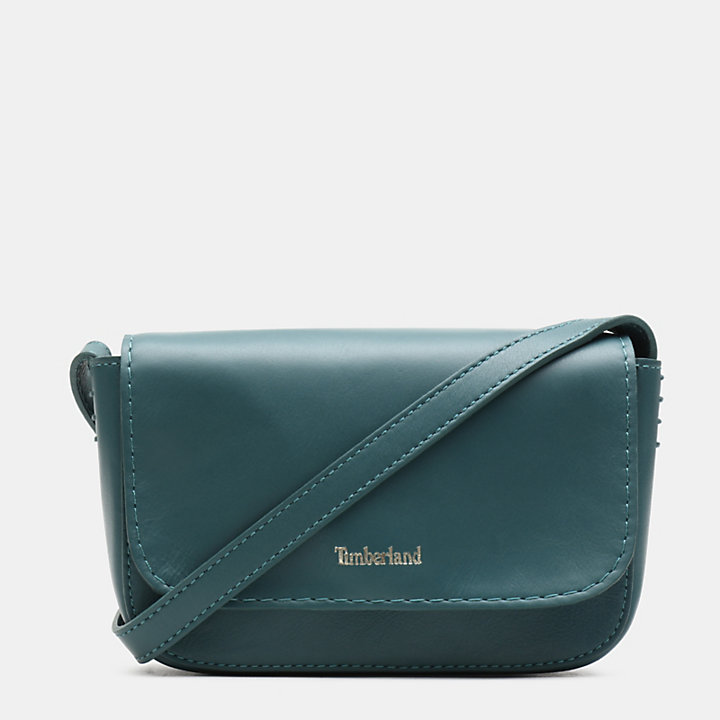 Rosecliff Shoulder Bag for Women in Teal-