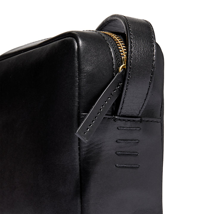 Rosecliff Camera Bag for Women in Black-