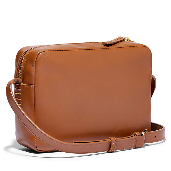 Rosecliff Camera Bag for Women in Brown-