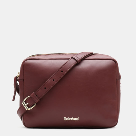 Rosecliff Camera Bag for Women in Burgundy | Timberland