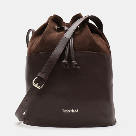 Terrace Pines Bucket Bag for Women in Brown | Timberland