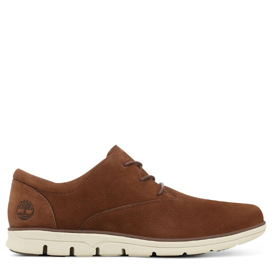 Oxford in Pelle da Uomo Bradstreet Marrone Scuro | Timberland