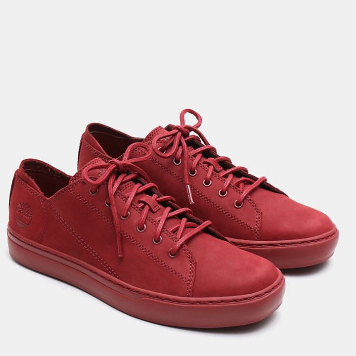 Adventure 2.0 Cupsole Sneaker voor Heren in rood-