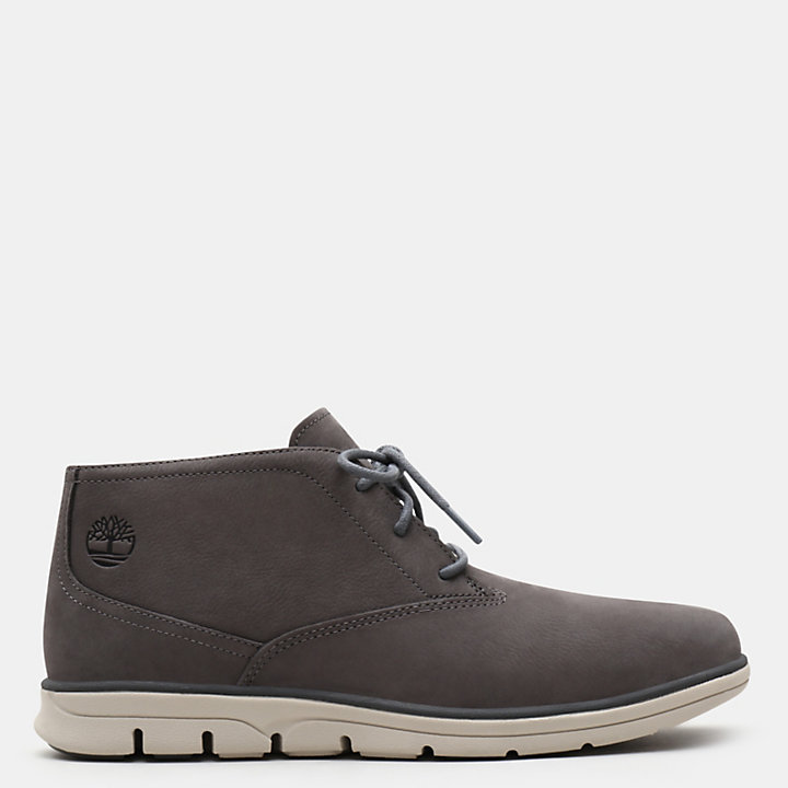 Bradstreet Plain Toe Chukka for Men in Grey-