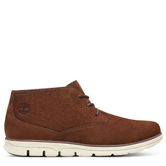 Bradstreet Plain Toe Chukka for Men in Dark Brown | Timberland
